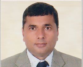 Mr. Ganesh Raj Regmi